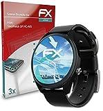 atFoliX Película Protectora Compatible con ASUS VivoWatch SP HC-A05 Protector Película, Ultra Claro y Flexible FX Lámina Protectora de Pantalla (3X)