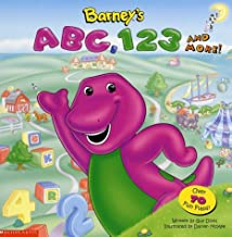 Barney's Abc, 123 and More!