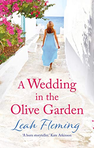 A Wedding in the Olive Garden by [Leah Fleming]