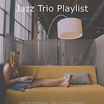Violin and Clarinet Solos - Music for Co Working Spaces