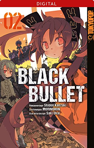 Black Bullet 02 (German Edition)