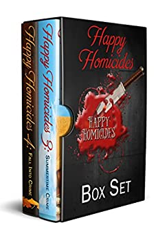 Happy Homicides Box Set: Happy Homicides 3: Summertime Crime and Happy Homicides 4: Fall Into Crime by [Joanna Campbell Slan, Linda Gordon Hengerer, Carole W. Price, Lesley A. Diehl, Nancy Jill Thames, Teresa Trent, Randy Rawls, Terry Ambrose, Deborah Sharp]
