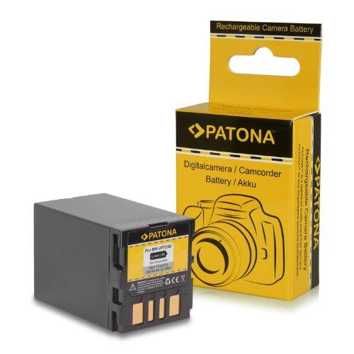 PATONA Bateria BN-VF733U Compatible con JVC GZ-MC100 GZ-MC500 GZ-MG30 GZ-MG77