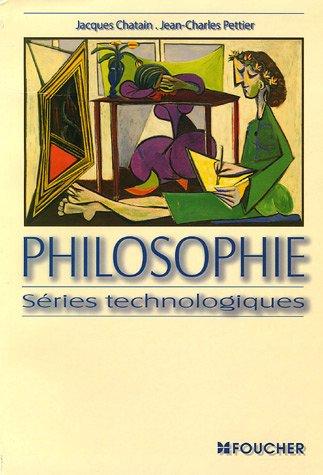 Philosophie séries technologiques Bac