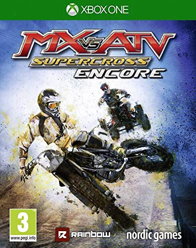Mx Vs. Atv Supercross Encore Edition Xbox1- Xbox One