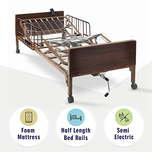 Top 10 Best Selling Adjustable Hospital Beds Reviews 2020