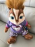 Brittany Chipmunk 15' Girl Plush Toy ; Alvin & the Chipmunks