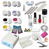 Kit de introducción Starter set Maryland para centros de belleza - Nail Set - Kit de introducción para centros de...