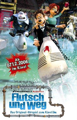 Flutsch und Weg - Das Original Hörspiel Zum Kinofilm [Musikkassette]