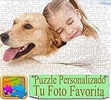 Puzzle Personalizado con tu Foto Favorita 500 Piezas. Imagen Regalo Original con Foto personalizados Rompecabezas (38 x 52 cm)