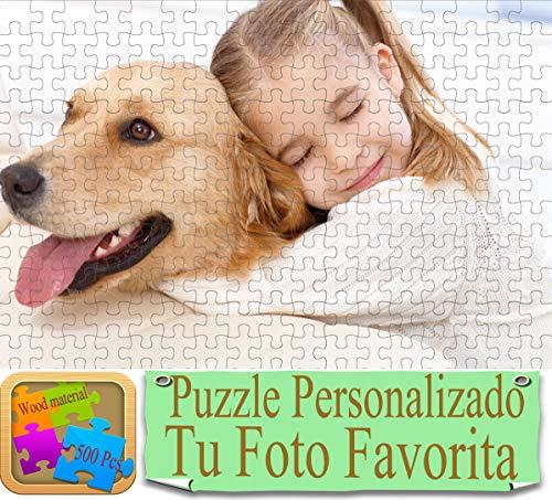 Puzzle Personalizado con tu Foto Favorita 500 Piezas. Imagen