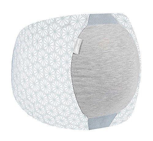 Babymoov Dream Belt Fresh M/XL - Ergonomischer Bauchgurt für den Schlafkomfort der schwangeren Frau, elastisch, anpassungsfähig, Blau (hellblau)