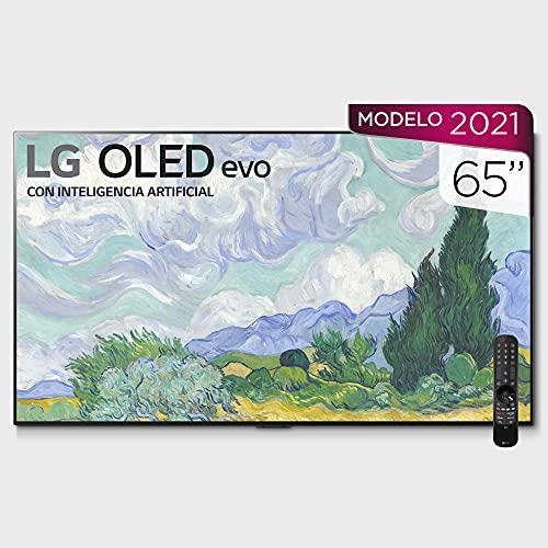 Pantalla LG 65' 4K Smart TV OLED Evo OLED65G1PSA AI ThinQ (2021)
