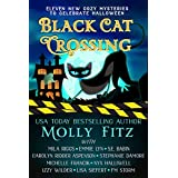 Black Cat Crossing: A Collection of 11 Cozy Mysteries to Celebrate Halloween (English Edition)