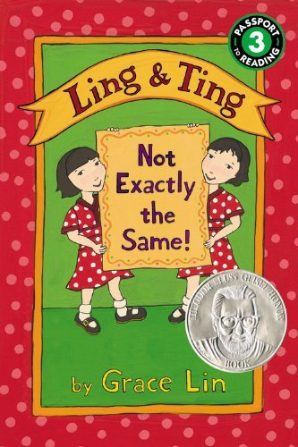 By Grace Lin ( Author ) [ Ling & Ting: Not Exactly the Same! Passport to Reading - Level 3 (Quality) By Sep-2011 Paperback
