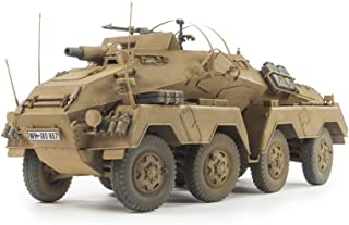 Unbekannt AFV Club AF35233 Model Kit Special Automotive 233 8 75 cm Gun Heavy Armoured Direct-Action Reconnaissance Vehicle Wheel
