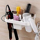 Lidada - Soporte para secador de pelo, multifunción, para e