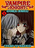 World Of Vampire: Collection 5 - Knight Manga Romance Graphic Action Fantasy Novel Comedy...