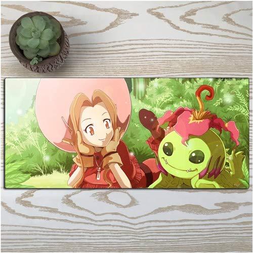 DMWSD Caracteres alfombrillas de ratón bolsos de mano de Digimon Adventure animado...