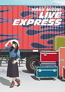 【Amazon.co.jp限定】NANA MIZUKI LIVE EXPRESS(DVD)(オリジナル・缶バッチ(ロゴ)&デカジャケ+メーカー特典:B2告知ポスター付き)...