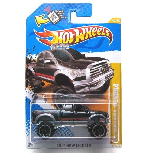 Hot Wheels Modelos 2012 # 40/50 # 040 '10 Toyota Tundra BRO Dave 's Racing tampos
