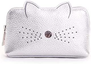 Ted Baker Oohan Cat Whiskers Mini Makeup Bag in Silver