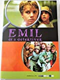Emil and the Detectives   Emil und die Detektive   Region 2 DVD   Germany 2001   Hungarian Release   Audio Tracks: German 5.1 DD, Hungarian 5.1 DD   Subtitles : English, German, Hungarian   97 Min   Widescreen