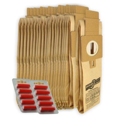 First4spares - Staubsaugerbeutel Typ H20 für Hoover Purepower Staubsauger (10er Pack, 20er Pack und Optional Lufterfrischerstäbe) - 20 x Staubsaugerbeutel + 10 x Erfrischer