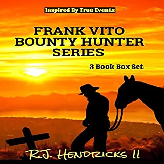 Frank Vito Bounty Hunter Series Box Set audiobook cover art