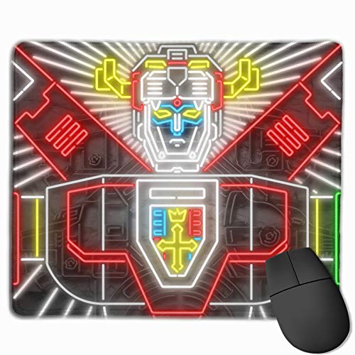 Voltron Mouse Pad for Gaming Office 12x10 Inches Office Mousepad
