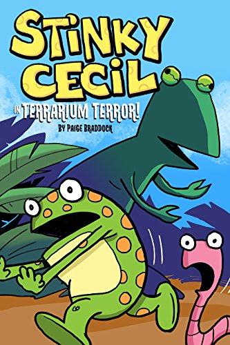 Stinky Cecil in Terrarium Terror (English Edition)