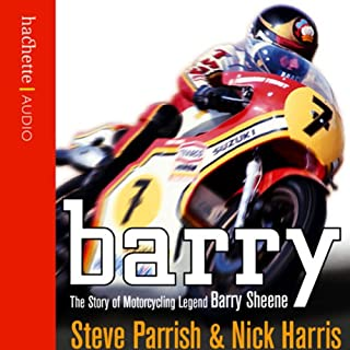 Barry cover art
