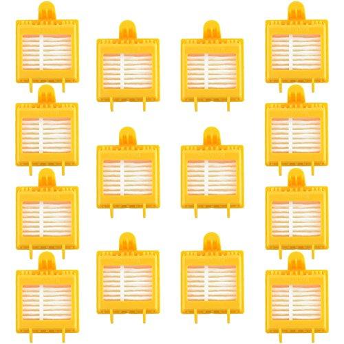 aotengou Filtros Accesorios para Aspiradoras iRobot Roomba Serie 700 720 750 760 765 770 772 772e 774 775 776 776p 780 782 782e 785 786 786p 790-14PCS