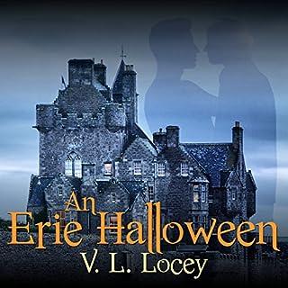 An Erie Halloween audiobook cover art