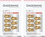 Diadermine - Lift+ - Capsules Anti-Rides - Visage Eclat Immediat - 4 ml - Lot de 2