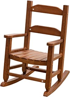 B&Z KD-21N Child`s Rocking Chair Porch Classic Rocker Indoor Outdoor Ages 3-6