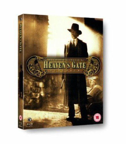 Heaven's Gate Restored Edition 2 Discs [Blu-ray] [Reino Unido]
