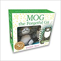 Mog the Forgetful Cat (Book & Toy)