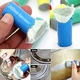 Bluelover 4 Pcs Pennello Magico Pulizia Del Metallo Dell'Acciaio Inossidabile Di Ruggine Stick