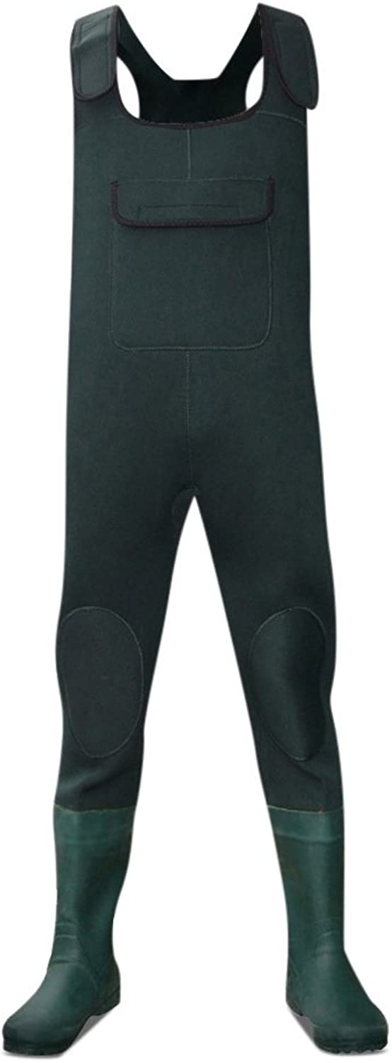 Koala PRODUCTS DLX OXFORD 5MM NEOPRENE CHEST WADER VARIOUS SIZES (Size 7 (41))