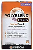 Grout Customs POLYBLEND Plus Sanded 25LB Bag (New Taupe 185)