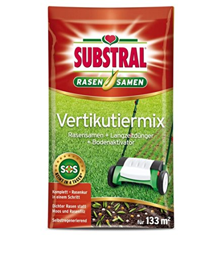 Substral Mix 4 kg pour scarificateur 133 m²