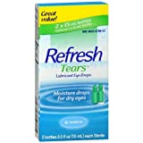 Allergan Refresh Tears with Extra 5ml 4 ct 15 ml
