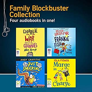 Family Blockbuster Collection cover art