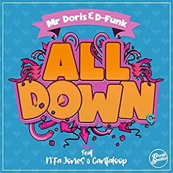 All Down (feat. N'fa Jones & Cantaloop)