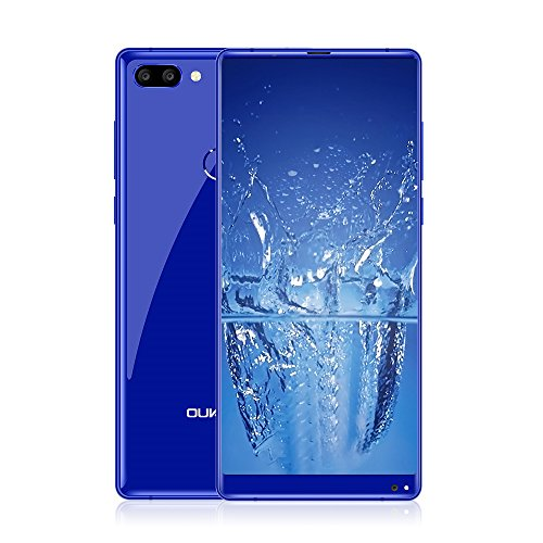 Oukitel Mix 2 - 4G Smartphone Libre (Android 7.0, 5.99