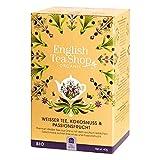 Thé Blanc Coco & Fruit de la Passion Bio - English Tea Shop - 20 sachets - 40g