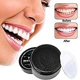 Poudre de Blanchiment des Dents,Teeth Whitening, Repou Blanche Dentifrice Organiques...