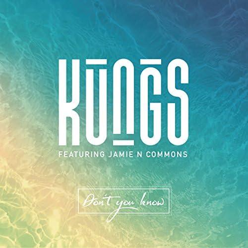Kungs feat. Jamie N Commons