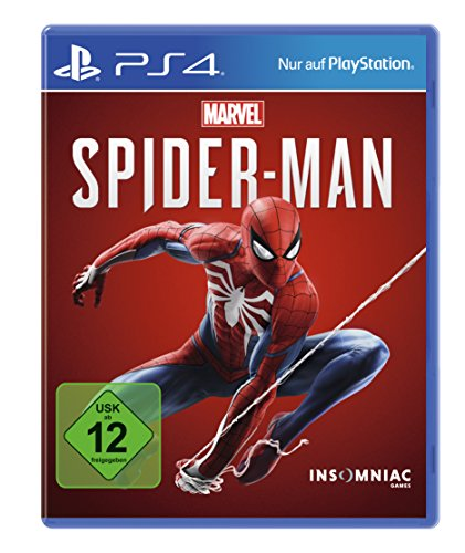 Sony Marvel´s Spider-Man PS4 USK: 12